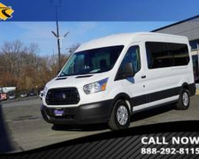 "2019 Ford Transit Passenger Wagon T-350 XLT with Sliding RH Door 148"" Medium Roof"