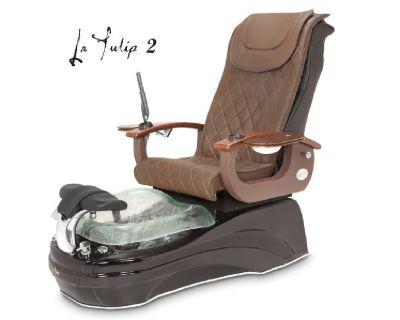 La Tulip 2 Pedicure Chair