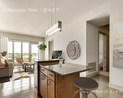 $750 off rent - luxurious style apartment in Vitruvian Way