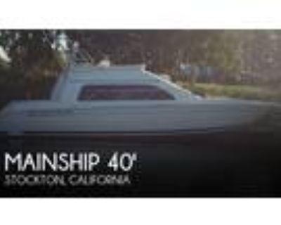 40 foot Mainship 40