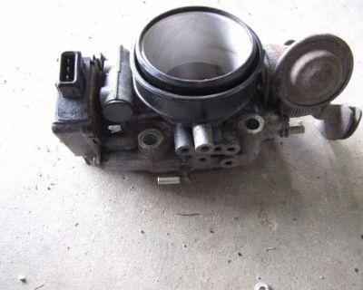 90 91 92 93 Ford Festiva Throttle Body