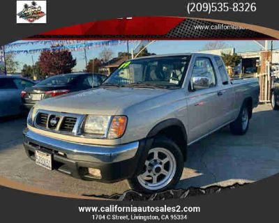 1999 Nissan Frontier King Cab for sale