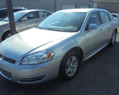 $199 DOWN! 2011 Chevy Impala. NO CREDIT? BAD CREDIT? WE FINANCE!