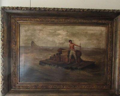 Historic Marietta estate sale by Cellar Door
