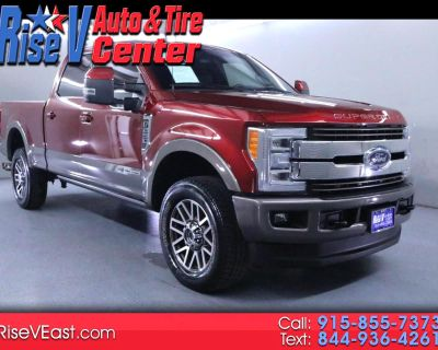 Used 2019 Ford F-250 SD King Ranch Crew Cab 4WD