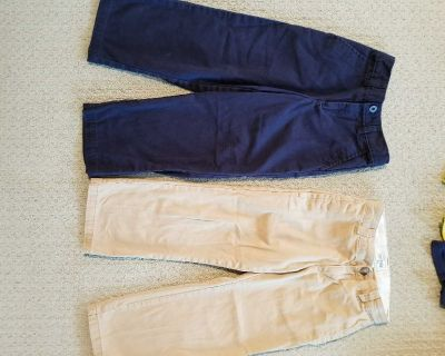 Dress pants , price for both size 5