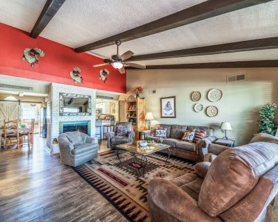 The Roost at Aspen Run 1A, 3 Bedrooms, Fireplace, Patio, WiFi, Sleeps 6 - Ruidoso