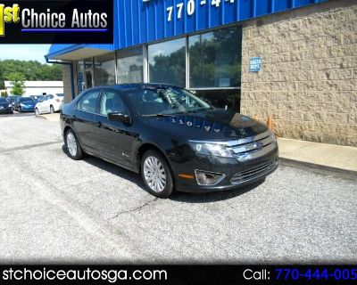 Used 2010 Ford Fusion 4dr Sdn Hybrid FWD