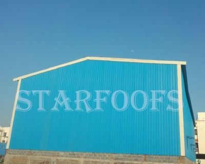 Metal roofing contractors in chennai | Steel roofing contractors in chennai
