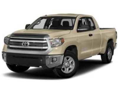 2017 Toyota Tundra SR5 Double Cab 6.5' Bed Flex Fuel 5.7L V8 4WD
