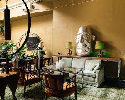 Lounge Space for Meetings, Workshops, & Retreats, Philadelphia, PA