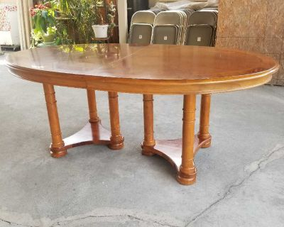 Stanley Furniture Co. Table, made in USA