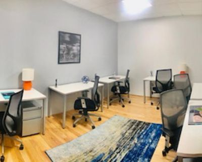 Private Office for 6 at Regus- Spaces City National Plaza