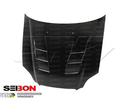 Seibon Carbon Fiber Ts-style Carbon Fiber Hood Kit Auto Body Honda Civic 96-98 U