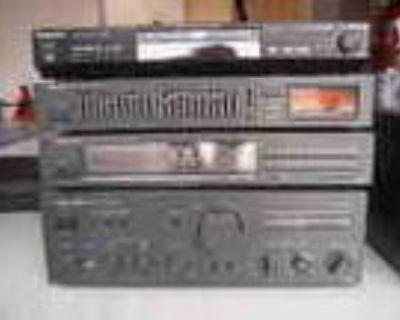 Onkyo Stereo Equipment