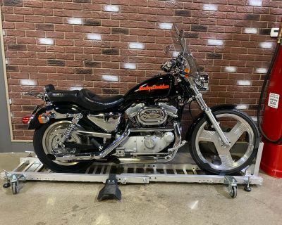 1999 Harley-Davidson XLH Sportster 883 Custom Sport Dimondale, MI