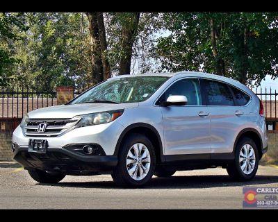 Used 2013 Honda CR-V AWD 5dr EX-L