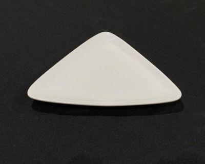 Triangle Plates Set Of 6