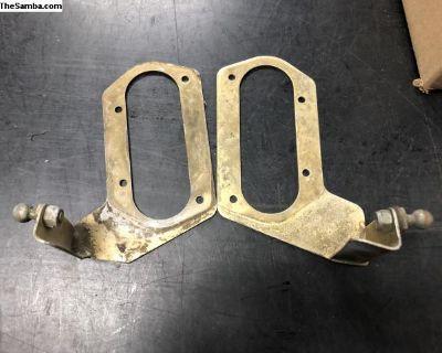 Vintage tayco linkage brackets weber idf