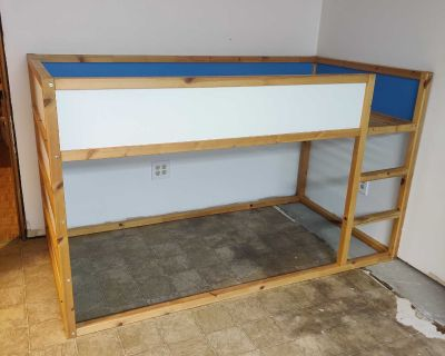 Twin Loft Bed FRAME ONLY