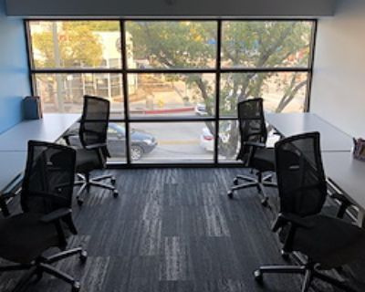Private Office for 6 at BLANKSPACES Culver City