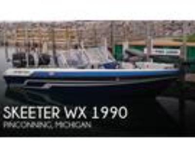 19 foot Skeeter WX 1990