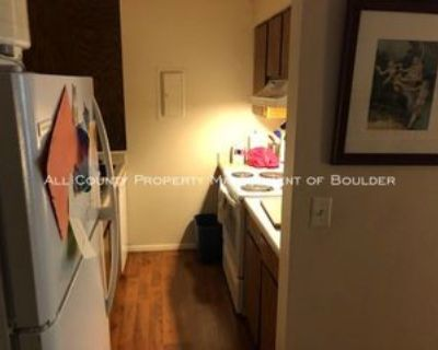 2626 Juniper Ave #8, Boulder, CO 80304 1 Bedroom Condo