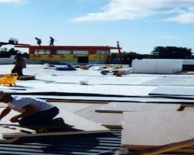 Mobile Home Roofing Repair
