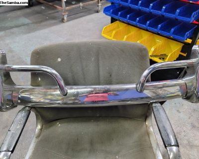 Bug rear bumper