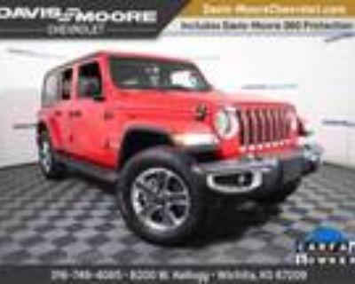 2019 Jeep Wrangler Red, 12K miles