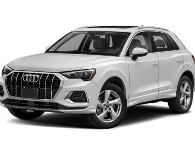 Pre-Owned 2019 Audi Q3 S line Premium Plus AWD