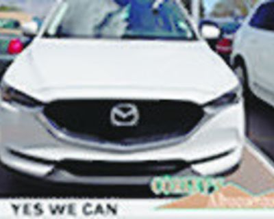MAZDA 2017 CX-5 Grand Select, Automatic, All Wheel Drive, 6 Speed, 77k miles, Stock...
