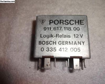 Porsche 911 912 914 Seat Belt Relay 12V 14 Pin