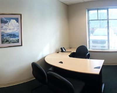 Private Office for 1 at Intelligent Office Boulder