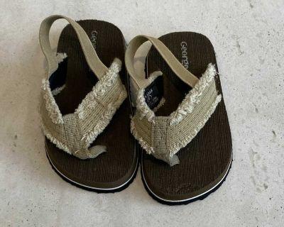 Baby Flip Flops Size 5
