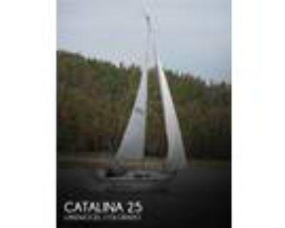 25 foot Catalina 25