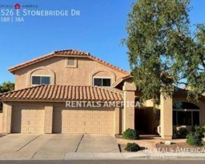 526 E Stonebridge Dr, Gilbert, AZ 85234 5 Bedroom House