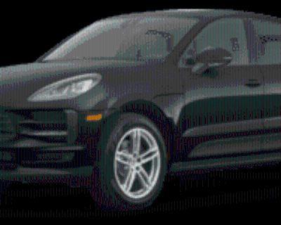 2019 Porsche Macan Standard
