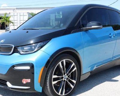 2018 BMW i3 s 94 Ah