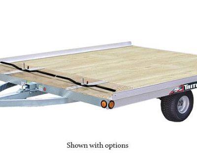2021 Triton Trailers XT 10-101 SQ Snowmobile Trailers Iron Mountain, MI