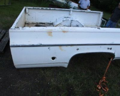 I Will Ship Rust Free 1973-87 Chevy,gmc, Pickup Truck Long Bed In Wis Rat Rod