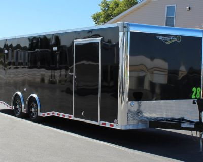 CHECK IT OUT! 2021 28' Millennium Extreme IN PRODUCTION