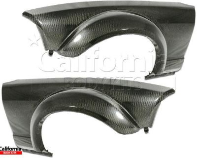 Cbk Carbon Fiber Ford Mustang Hot Wheels Widebody Front Fenders Ford Mustang 05-