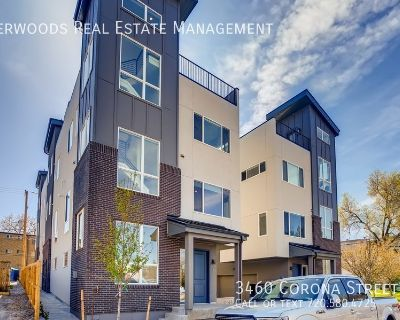 First Month's Rent Free- Stunning Finishes, Rooftop Balcony, Close To Swedish Medical Center
