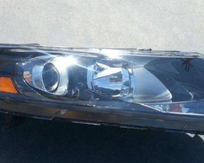 2012 - 2013 Kia Optima Rh Halogen Headlight Lamp Used