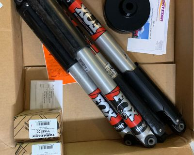 Virginia - Lift/Level kit with Fox shocks