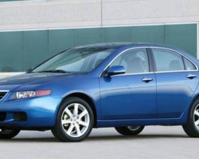 2004 Acura TSX Standard