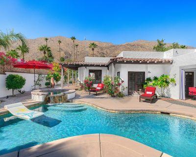 Villa Mesa! New Listing! 3 bed / 3 bath! Pool! Spa! Fireplace! Mtn View! - The Mesa