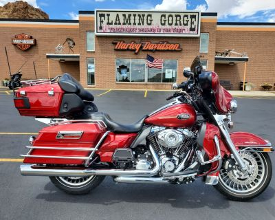 2013 Harley-Davidson Ultra Classic Electra Glide Touring Green River, WY