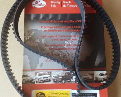 1 New Gates Timing Belt-powergrip Premium Oe Timing Belt T265